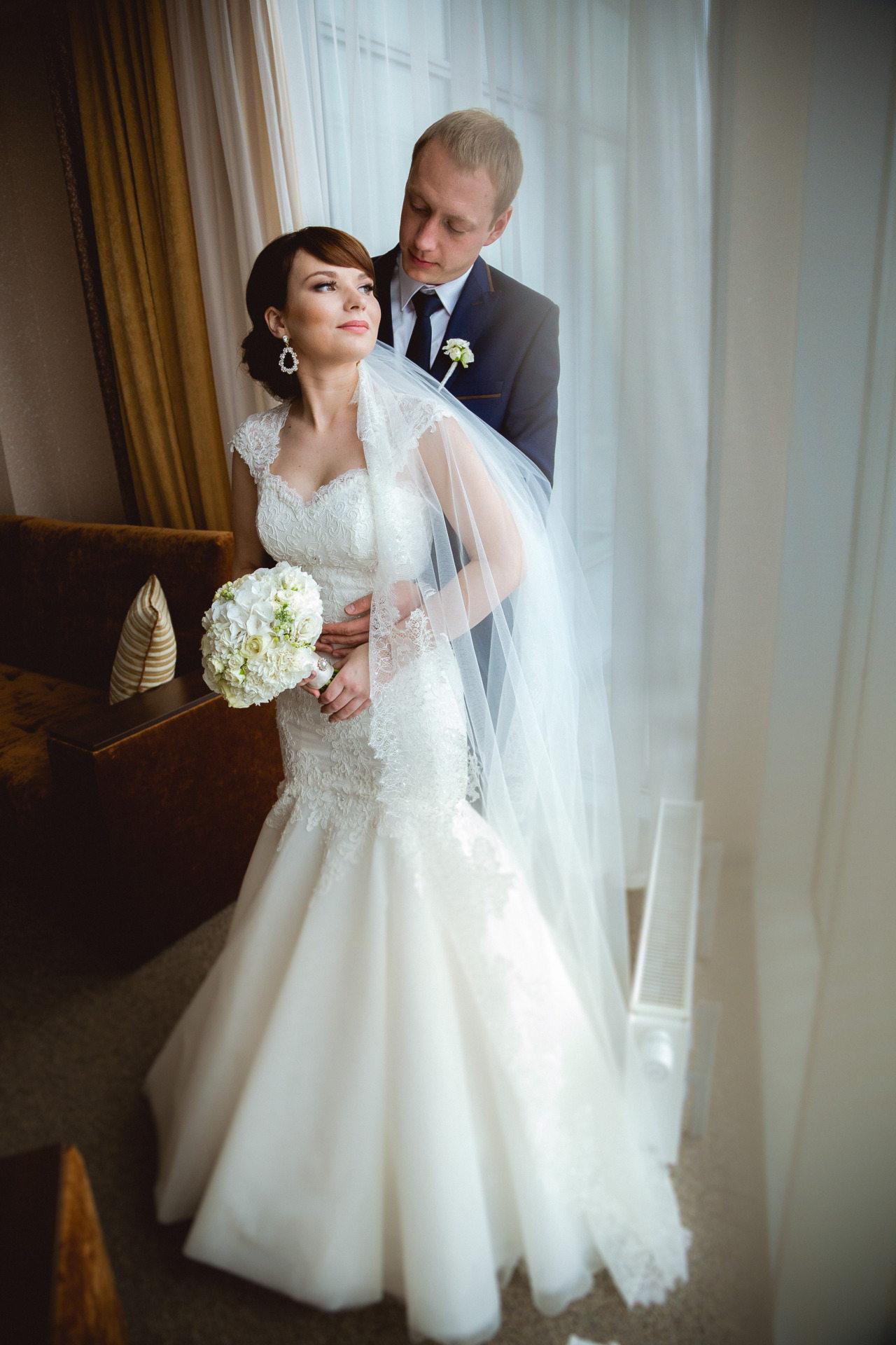 Свадебная фотосессия в Высоцком