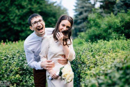 Свадебная съемка в Екатеринбурге